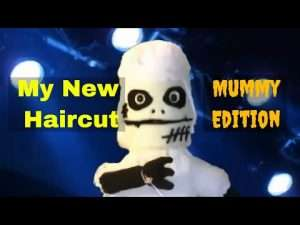 My New Haircut - Mummy Edition