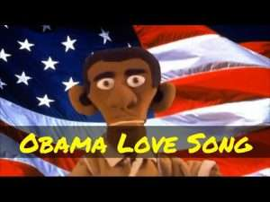 The Obama Love Song (Full Puppet Music Video)